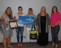 Jessica Benson July 2016 Volunteer of the Month