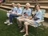2017 Yankton Walk -Sam's Grandma Phyllis and Nana Donna and friends